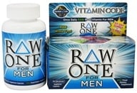 Image of Garden of Life - Vitamin Code RAW One Multi-Vitamin For Men - 75 Vegetarian Capsules