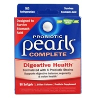 Enzymatic Therapy - Probiotic Pearls Complete 1 Billion CFU - 90 Softgels