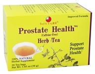Health King - Prostate Health Herb Tea - 20 Tea Bags by Health King
