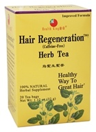 Image of Health King - Hair Regeneration Herb Tea - 20 Tea Bags
