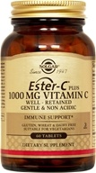 Solgar - Ester-C Plus Vitamin C 1000 mg. - 60 Tablets - $10.71