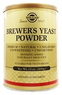 Solgar - Brewer's Yeast Powder - 14 oz. (033984003804)