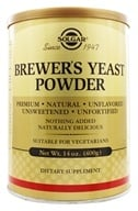 Solgar - Brewer's Yeast Powder - 14 oz. - $11.91