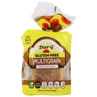 Ener-G - Bread Brown Rice Loaf Gluten Free - 16 oz. - $4.19