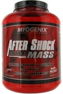 Myogenix - After Shock Critical Mass Vanilla Milk Shake - 5.62 lbs. by Myogenix