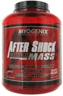 Myogenix - After Shock Critical Mass Chocolate Milk Shake - 5.62 lbs.
