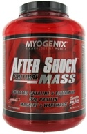 Myogenix - After Shock Critical Mass Chocolate Milk Shake - 5.62 lbs. by Myogenix