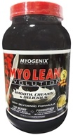 Myogenix - Myo Lean Evolution Vanilla - 2.31 lbs. by Myogenix