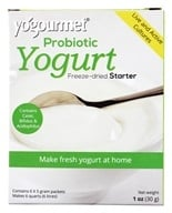 Yogourmet - Freeze-Dried Yogurt Probiotic Starter Set - 6 x 5g Packets, from category: Health Foods