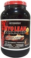 Myogenix - Myo Lean Evolution Chocolate - 2.38 lbs. CLEARANCE PRICED (680269639021)