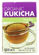 Eden Foods - Organic Kukicha Twig Tea - 16 Tea Bags, from category: Teas