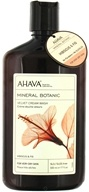 Image of AHAVA - Mineral Botanic Velvet Cream Wash Hibiscus & Fig - 17 oz.
