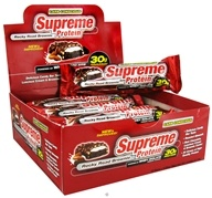 Supreme Protein - Carb Conscious Bar Rocky Road Brownie - 3.38 oz.