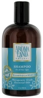 AromaLand - Natural Shampoo For All Hair Types Rosemary & Mint - 12 oz. - $6.81