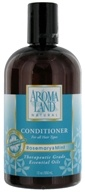 AromaLand - Natural Conditioner For All Hair Types Rosemary & Mint - 12 oz.