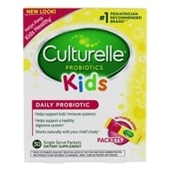 Culturelle - Probiotics for Kids - 30 Packet(s) (formerly Culturelle for Kids), from category: Nutritional Supplements