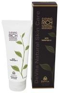 DeVita - Evening Rich Nutritional Moisturizer - 2.5 oz. (formerly with 1% Hyaluronic Acid) LUCKY DEAL