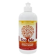 Eco-Me - Suzy Dish Soap Lemon Fresh - 16 oz.