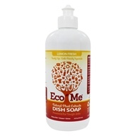 Eco-Me - Suzy Dish Soap - 16 oz., from category: Housewares & Cleaning Aids