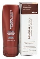 Mineral Fusion - Base Sheer Tint Foundation Warm - 1.8 oz. by Mineral Fusion