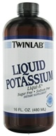 Twinlab - Liquid Potassium Liqui-K Unflavored - 16 oz. by Twinlab