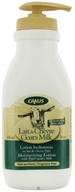 Canus - Goat's Milk Moisturizing Lotion Fragrance Free - 16 oz.