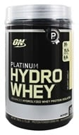 Optimum Nutrition - Platinum Hydro Whey Advanced Hydrolyzed Whey Protein Velocity Vanilla - 1.75 lbs. - $33.95