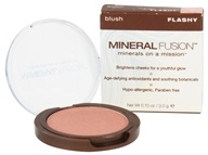 Mineral Fusion - Blush Flashy - 0.1 oz. (840749014346)