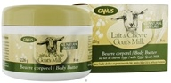 Canus - Goat's Milk Body Butter W/ Olive Oil & Wheat Protein - 8 oz.