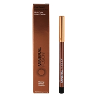 Mineral Fusion - Eyes Eye Pencil Coal - 0.04 oz.