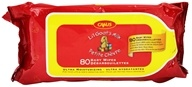 Image of Canus - Li'l Goat's Milk Baby Wipes - 80 Wipe(s)