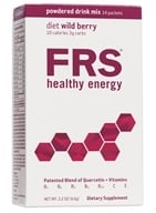 FRS Healthy Energy - Powdered Drink Mix Diet Wild Berry - 14 Packet(s) by FRS Healthy Energy