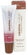 Image of Mineral Fusion - Liquid Lip Gloss Heat - 0.37 oz. CLEARANCED PRICED