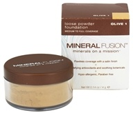 Mineral Fusion - Loose Powder Foundation Olive 1 - 0.14 oz. CLEARANCED PRICED - $16.67