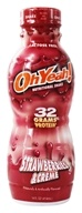 ISS Research - OhYeah RTD Nutritional Shake Strawberries & Creme - 14 oz. by ISS Research