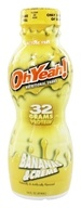 ISS Research - OhYeah RTD Nutritional Shake Bananas & Creme - 14 oz. by ISS Research