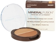 Mineral Fusion - Concealer Duo Deep - 0.11 oz. CLEARANCED PRICED