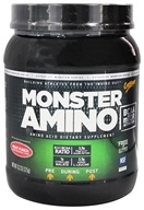 Cytosport - Monster Amino BCAA Ultimate Amino Acid Formula Fruit Punch - 13.2 oz. - $26.99