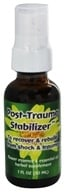 Flower Essence Services - Post-Trauma Stabilizer - 1 oz. (782932151073)