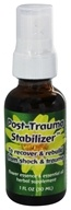 Flower Essence Services - Post-Trauma Stabilizer - 1 oz.