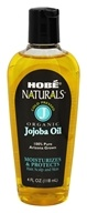 Hobe Labs - Organic Jojoba Oil - 4 oz. by Hobe Labs