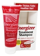 Hobe Labs - Energizer Treatment Shampoo with Jojoba & Vitamin B-5 - 4 oz.