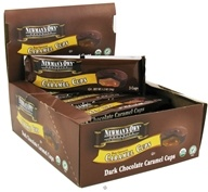 Newman's Own Organics - Caramel Cups Dark Chocolate - 3 Pack
