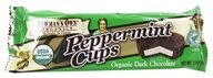 Image of Newman's Own Organics - Peppermint Cups Dark Chocolate - 3 Cup(s)