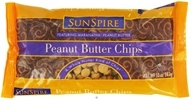 Image of SunSpire - Peanut Butter Chips - 10 oz.