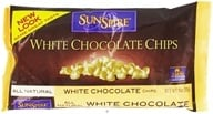 SunSpire - All Natural White Chocolate Chips - 10 oz.