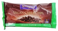 SunSpire - Carob Chips All Natural Vegan - 10 oz. by SunSpire
