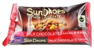 Image of SunSpire - Sun Drops Original Chocolate Candies - 10 oz.