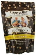 Newman's Own Organics - Dog Treats Small Size Cheese Flavor - 10 oz.