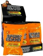 Image of Jelly Belly - Sport Beans Energizing Jelly Beans Orange - 1 oz.